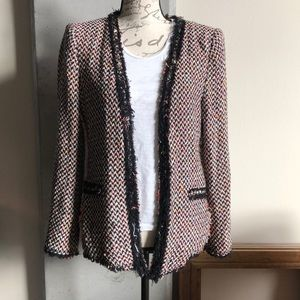 Zara Woman Tweed  Blazer